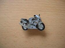 Pin Honda CBR 600 F / CBR600F Sport silber Modell 2001 Motorrad 0817 Motorbike