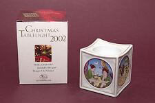 Hutschenreuther Weihnachtslicht Teelicht Licht Aschenputtel Ole Winther 2002