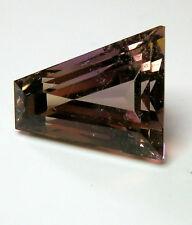 Natural earth-mined Ametrine gem...20.2 Carat
