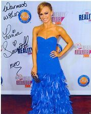 Karina Smirnoff Hand Signed 8x10 Color Photo Sexy Dancing With The Stars