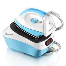 NEW SIGNATURE S22002 STAINLESS STEEL SOLEPLATE STEAM GENERATOR IRON 2300W