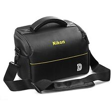 Camera Bag for Nikon D3200 D3100 D5200 D5100 D5000 D7100 D7000 D300 D60 D90 DSLR