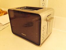 Panasonic Nt-Zp1 Stainless Steel Toaster