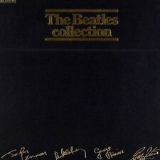 14 LP Blue Box  The Beatles Collection - Titel s. Beschreibung  washed  cleaned