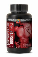 Build Muscle Fast - Testosterone-boosting Formula 742 (1 Bottle)