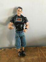 "2008 WWE Wrestling BROKEN Jakks John Cena LARGE 12"" - Action Figure Figurine Toy"