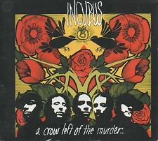 Incubus  - a crow left of the murder  2005  DoubleCD Album  Excellent Condition