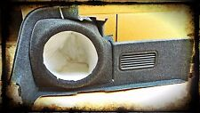 Audi A4 B6 Cabriolet Sound upgrade speaker sub box 12 10 OEM stealth enclosure