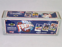 1991 Upper Deck Football Factory Set Sealed Premier Edition 700 Cards Favre RC