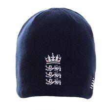 *NEW* NEW BALANCE ECB ENGLAND CRICKET TRAINING BEANIE CAP HAT, 2017-18, One Size