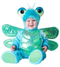 InCharacter Dinky Dragonfly Infant XS 4 Piece Costume 0-6 Months