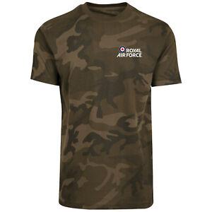 Official RAF Camo T-Shirt