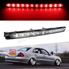 LED Rear Third Stop Brake Tail Light Lamp For Mercedes W211 E-Class 03-09 Sedan