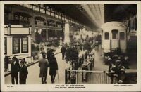 British Empire Exhibition - Palace of Engineering c1915 Real Photo Postcard