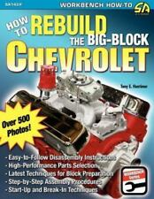 How to Rebuild the Big-Block Chevrolet (Paperback or Softback)