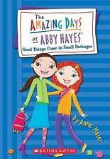 Amazing Days Of Abby Hayes, The #12 (The Amazing Days of Abby Hayes), Mazer, Ann