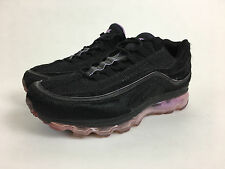 "Nike Air Max 24/7 Air Attack ""Black/Purple"" 397252 007 Sz US 8.5M VNDS"