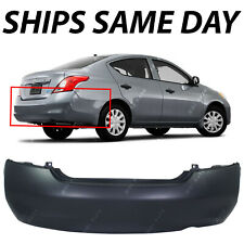 NEW Primered Rear Bumper Cover w// Textured Lower Area for 2008-2015 Nissan Rogue