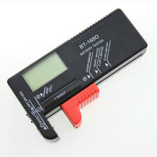 LCD Display Universal Button Cell Battery Meter Volt Tester Checker BT-168D