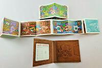 Quaker Oats Captain Crunch 1982 Vtg Paper Wallet Cereal Premium Cap'n Money NM