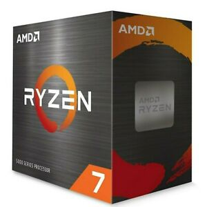AMD Ryzen 7 5800X Desktop-Prozessor (4,7GHz, 8 Kerne, Sockel AM4) Box -...