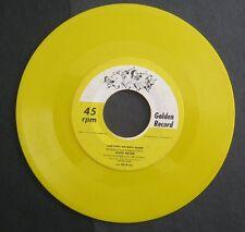 Gluck - Haydn - Bach - Handel 45rpm Golden Record GC1