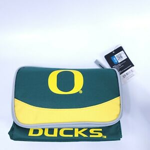 Oregon Ducks 6 Can Collapsible Portable Cooler GameDay Lunch Bag Lunchbox