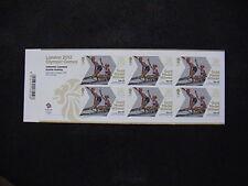 GRAN BRETAGNA OLIMPIADI LONDRA 2012 WINNER GOLD MEDAL LIBRETTO 10 CANOA