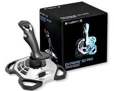 Logitech Extreme 3D Pro Joystick USB Flight Stick Games controller for windows