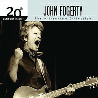 20th Century Master's The Best Of John Fogerty CD Free Shipping In Canada