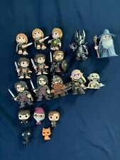 Funko Pop Mini Lord of the Rings & Harry Potter