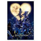 Kingdom Hearts Poster - PS2 Box Art Exclusive - High Quality Prints