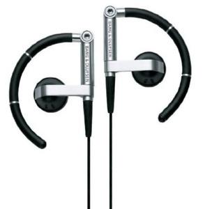 Bang & Olufsen A8 Earphones (Aluminum/Black) Premium Sound Quality