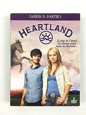 Coffret 3 DVD Heartland Saison 5 / Partie 1