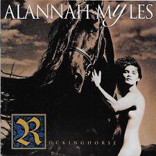 Rockinghorse by Alannah Myles CD Oct-1992 Atlantic Label