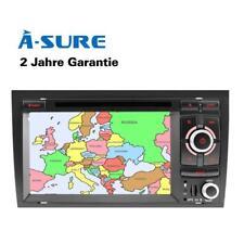 """7"""" Autoradio DVD GPSBluetooth Für Audi A4 S4 RS4 8F B9 B7 Seat Exeo 3G+ CAN-BUS"""