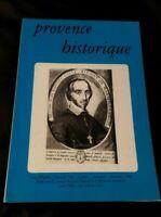 Provence Historique:Épiscopat et traditions religieuses