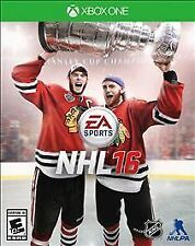 EA Sports NHL 16 - Xbox One Xbox1 Brand New Sealed Free Shipping  Hockey