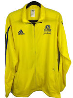 Adidas 2013 Boston Marathon Yellow Jacket Men's XL - NWT - Film Patriots Day