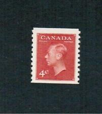 1950  #  300 ** F / VFNH TIMBRE CANADA COIL STAMP  KING GEORGE VI