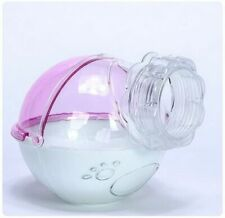 Hamster Mouse Pet Bathroom Cage Box Bath Sand Room Toy Toilet Small Pet