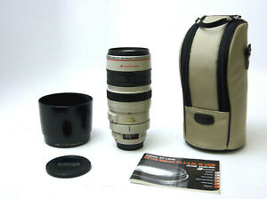 Canon Zoom Lens EF 100-400mm 1:4.5-5.6 L IS Ultrasonic Lens - Used Excellent