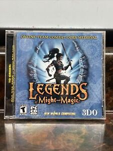 LEGENDS OF MIGHT & MAGIC PC Game 3DO Video Game USED