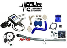 EFI Live Tuner 07-09 Dodge Ram 6.7L for Cummins DPF EGR Delete Kit Glacier CCV