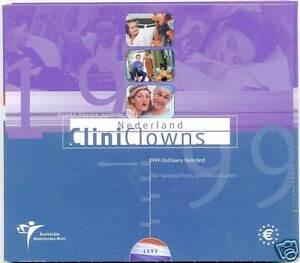 Pays-Bas Boxset Official Bu 1999 8 Pieces