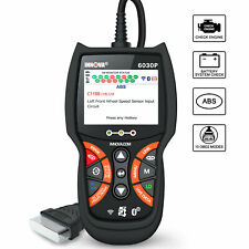 6030P OBD2 Scanner Check ABS Engine Light Battery Liva Data Car Code Reader US