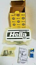 HELLA Universal COMET 550 Black Yellow Fog light 1ND005700-421- FREE SHIPPING