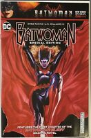 Batwoman Special Edition SDCC 2019 Exclusive Variant Cover DC Comics Ruby Rose