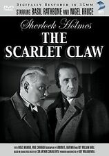 Sherlock Holmes - The Scarlet Claw, New DVDs