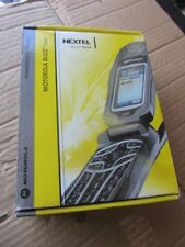 Motorola Buzz ic502 Powersource Sprint Nextel Walkie Talkie Cell - Brand New! #D